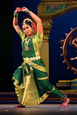 ಅಮೆರಿಕದಲ್ಲಿ ಭಾರತೀಯ ಸಂಸ್ಕೃತಿ ಬಿಂಬಿಸುತ್ತಿರುವ ರಮಿತಾ