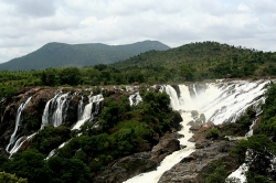 A Hookie to Shivanasamudra Falls