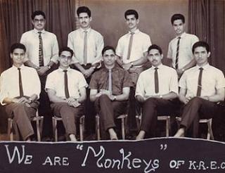 1960 ದಶಕದ ಇಪ್ಪತ್ತರ ಹರೆಯದ ಮೆಲುಕುಗಳು