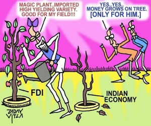 FDI in Retail - The Good and Bad of it..