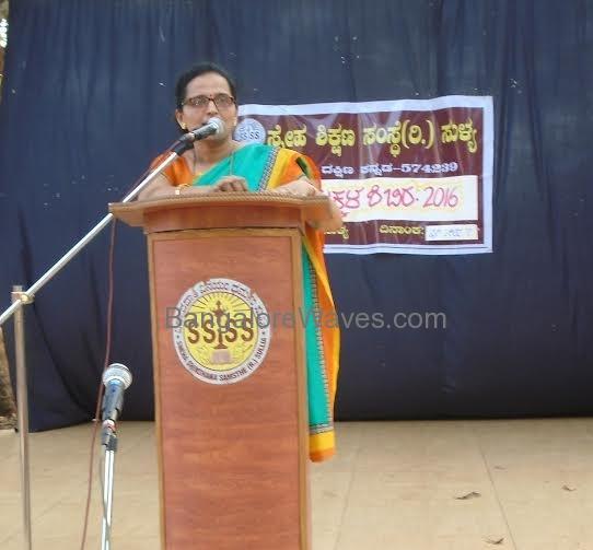 ಮಕ್ಕಳ ಶಿಬಿರದಲ್ಲಿ ಡಾ.ವಿದ್ಯಾ ಶ್ರೀಕೃಷ್ಣ