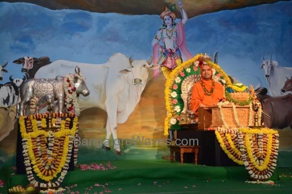 ಬಾಹುಬಲಕ್ಕಿಂತ ಭಾವಬಲ ದೊಡ್ಡದು: ರಾಘವೇಶ್ವರ ಶ್ರೀ