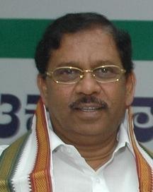 G.Parameshwar  (File Pic)