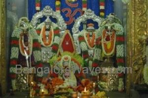 idol of Sri Dharmarayaswamy